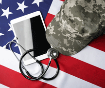 Healthcare jobs for veterans