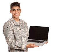 Social Media Connects Veterans to Jobs