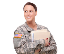 Improved Requirements For Veteran Job Seekers In A California Bill