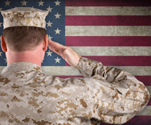 Younger Vets Struggle in Improving Job Market
