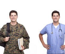 Finding Fulfillment and Opportunities through Armed Forces Healthcare